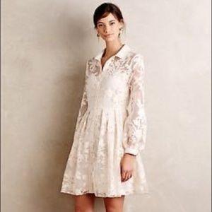 Eliza J🍁🍂lace dress vintage sz 2